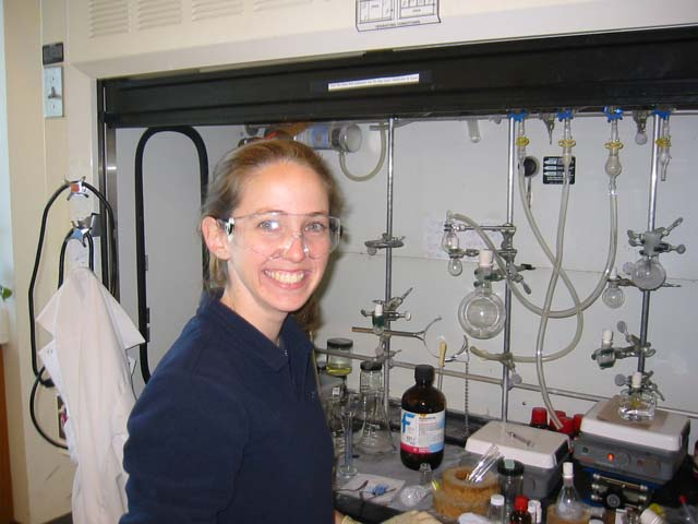 organic chemistry dissertations